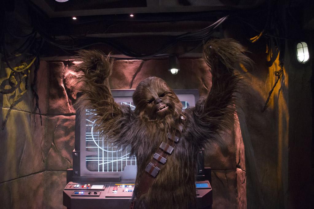 star wars launch bay disneyland