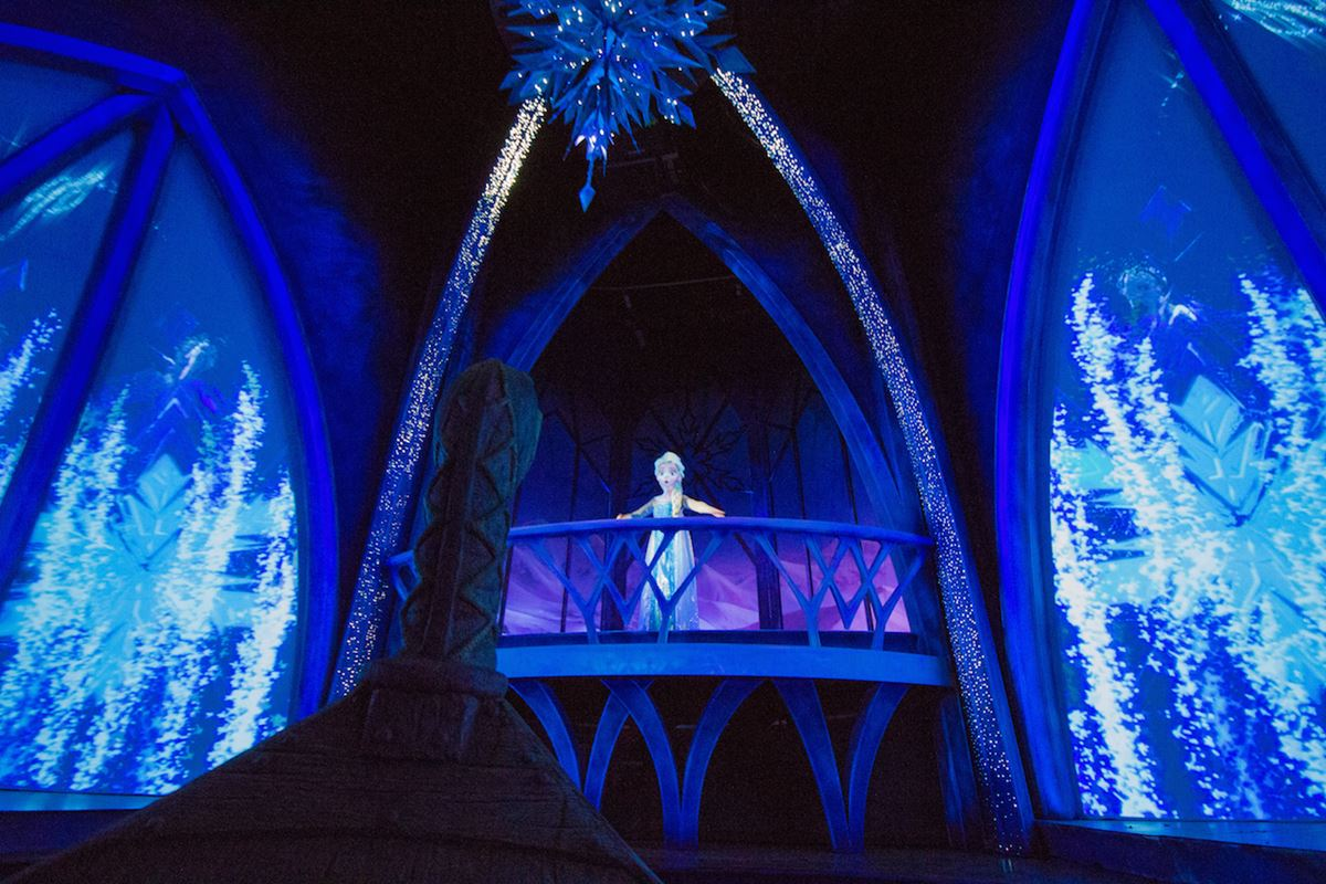Frozen Ever After | Epcot