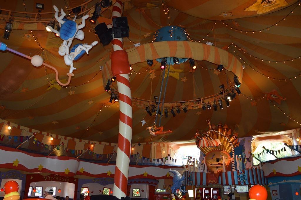 Orl366 circus inside