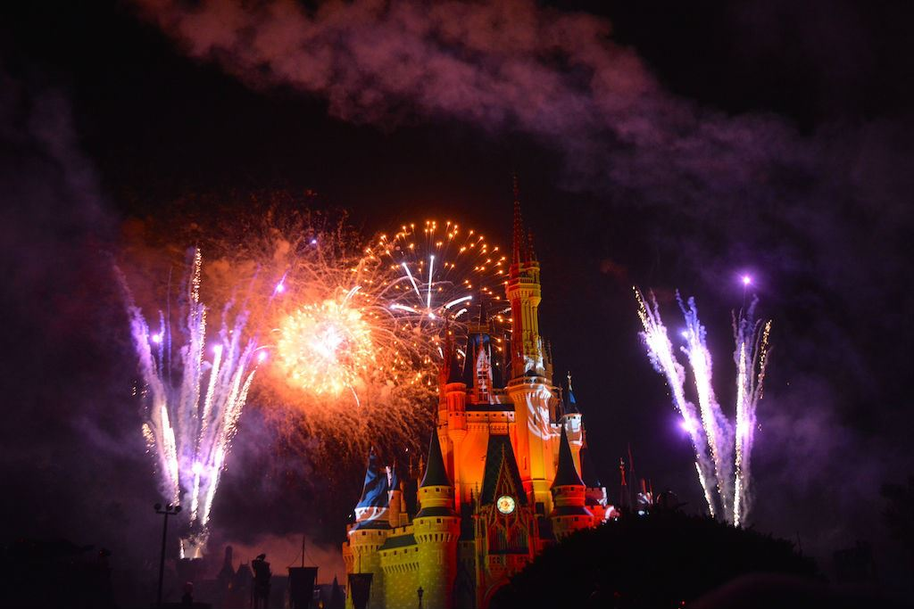Happy HalloWishes at Mickey's Not-So-Scary Halloween Party
