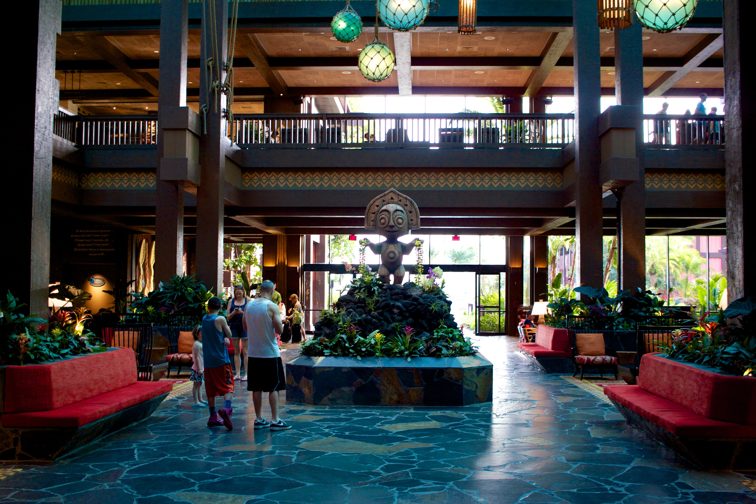 Disney S Polynesian Village Resort