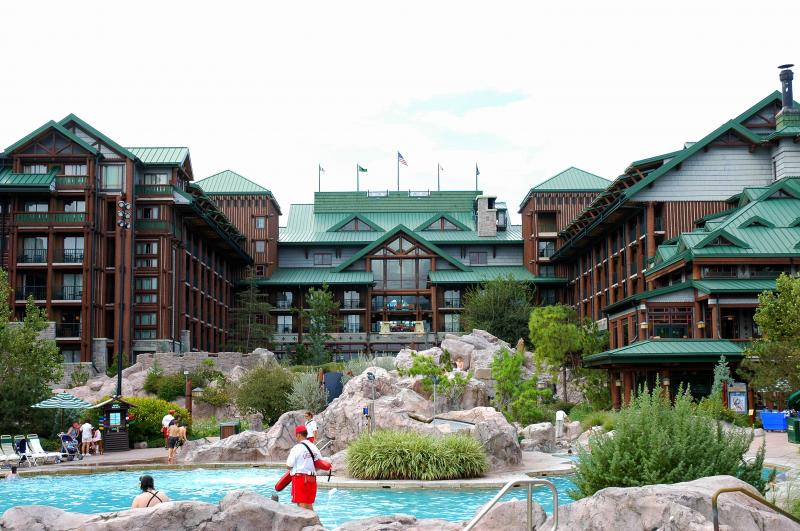 Disney S Wilderness Lodge