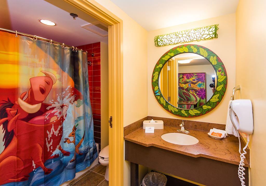 Disney Themed Bathroom