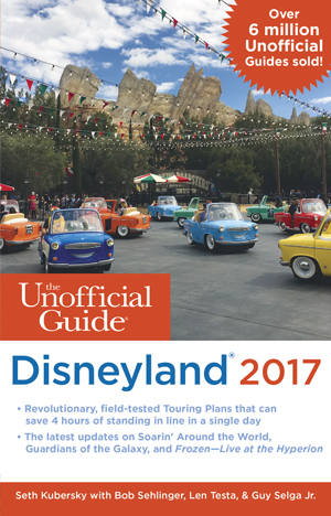 Image result for the unofficial guide to disneyland